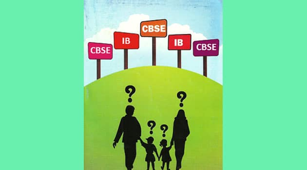 International Baccalaureate board (IB) Vs Central Board of Secondary Education (CBSE)