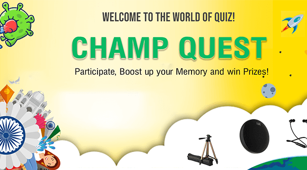 Welcome to the World of Quiz
